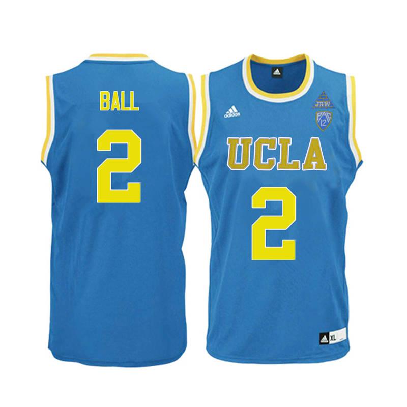 newest 1f2d9 7fd13 Lonzo Ball Jerseys UCLA Bruins College Basketball Jerseys ...