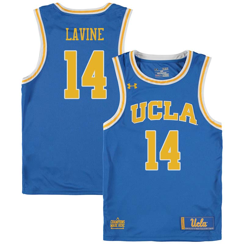 save off 5fb92 86bca Zach LaVine Jersey : Official UCLA Bruins College Basketball ...